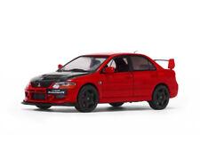 Mitsubishi Lancer Evolution IX rot /schwarz  - 1:43 Vitesse  *NEW*