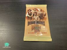 Mouth of Hell Sealed Booster - Deadlands Doomtown CCG TCG