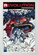 Transformers: Revolution #1 LCSD One-Shot