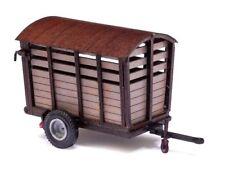Rimorchio trasporto Bovini Busch 1 87 Bus59930