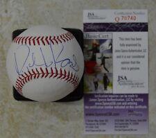 Richard Branson Signed Official Major League Baseball w/ JSA COA #Q70740 OMLB