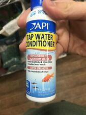 API TAP Fish Water Conditioner Instantly neutralizes Chlorine Chloramine 4oz