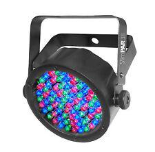 Chauvet SLIM PAR 38 LED wedding reception dj up light FREE DMX CABLE