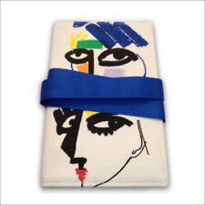 MAC Illustrated Brush Pouch by Julie Verhoeven - Pouch Only, No Brushes