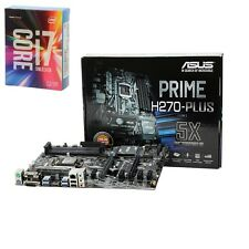 Intel Core i7-6700K & ASUS PRIME H270-PLUS/CSM LGA1151  **New Motherboard Combo