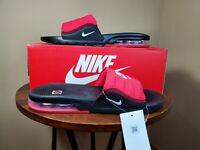 Nike Air Max Camden Men's Sandals Slides Red Black NEW BQ4626-002