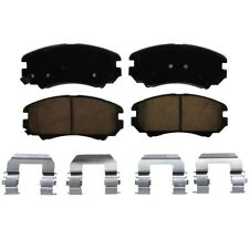 Disc Brake Pad Set Front Federated D924AC