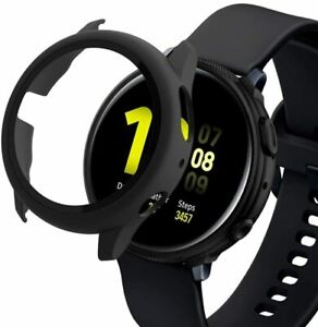 Full Cover Case with Screen Protector For Samsung Galaxy Watch Active 2 40/44 mm