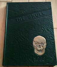 Albany Medical College New York 1949 The Skull Yearbook Annual NY University