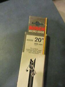 Windshield Wiper Blade Refill-Wiper Refill Front Bosch 43320