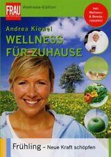 DVD/ Wellness für Zuhause: Frühling - Andrea Kiewel !! NEU&OVP !!