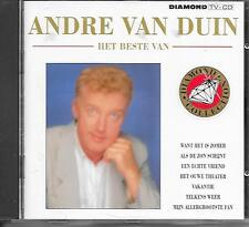 ANDRE VAN DUIN - Het Beste van CD Album 15TR (DIAMOND COLLECTION) 1993 Holland