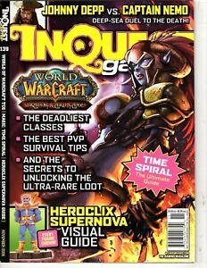 Inquest Gamer Magazine - Nov 2006 # 139 - World of Warcraft Trading Card Game