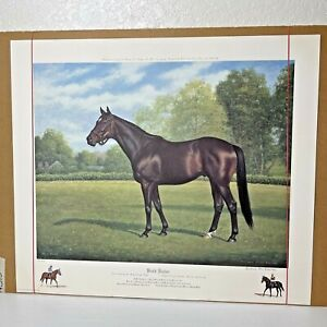 Richard Stone Reeves / Bold Ruler / 29/850 / Signed Print