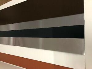 Blechzuschnitte Flachblech 1 m oder 2m Alublech Titanzink