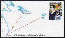 SOLOMON MNH 2002 MS1016 The 100th Anniversary of Methodist Mission