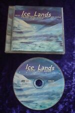CD MUSIC LIBRARY.ICE LANDS.PIERRE JEAN GIDON RARE.SAXOPHONE.BASS.CLARINET.