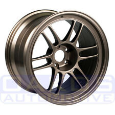 "Enkei RPF1 Wheel 18x9.5"" +15mm 5x114.3 Bronze Individual Rim for EVO 350Z"