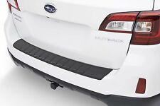 2015-17 Subaru Outback OEM Rear Bumper Cover Protector Step Pad Plate E771SAL001