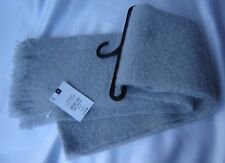 Topman Lovely Very Soft Grey Mens Scarf 72 Inches Long NEW Cost £15