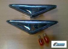 SMOKED SIDE LIGHT REPEATER INDICATORS SET FORD FOCUS MKI MONDEO MKIII