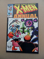 X-men Annual 7 . Galactus / Impossible Man App . Marvel 1983 . FN / VF