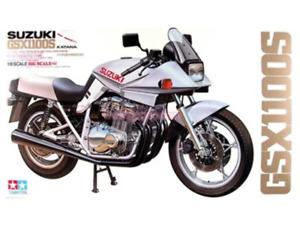 Tamiya 1/6 Suzuki Gsx 1100S Katana