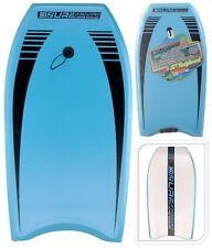 "XQ Max 37"" Body Board Child Adult Slick Bottom Bodyboard Leash Set Boogie Board"