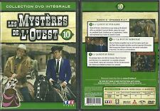DVD - LES MYSTERES DE L' OUEST N° 10 / COMME NEUF - LIKE NEW