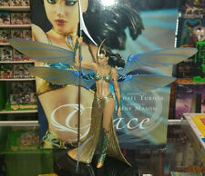 Aspen Comics Soulfire Grace Statue Dragonfly Michael Turner USED SOME DAMAGE