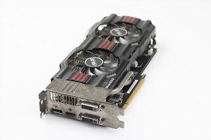 ASUS NVIDIA GeForce (GTX670-DC2OG-2GD5) 2GB GDDR5 SDRAM PCI Express x16 Graphic