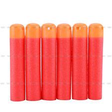 30x 9.5cm Refill Dart Blaster Elit Clip Darts für NERF N-Strik Mega Gun Kugel