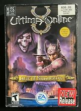 Ultima Online - Age Of Shadows - Ea Computer game massive multiplayer online