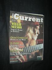 June 2011 WILLIE NELSON Cover & Story Okla Music Mag 103 pages MAKE OFFER!!