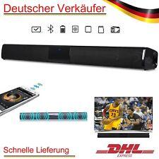 Bluetooth Wireless TV Soundbar 4 Lautsprecher 3D Soundbar Heimkino Subwoofer RCA