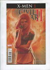 CIVIL WAR 2: X-MEN No 1 - VARIANT COVER ART BY PHIL NOTO! - (9.2)