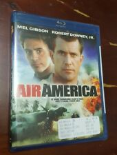 *New & Sealed* Air America (Blu Ray) Region A IMPORT Mel Gibson/Robert Downey Jr