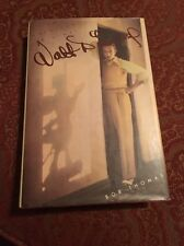 First Edition WALT DISNEY By Bob Thomas With Photographs Rare Find! HC