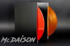 McDAISON - COPERTINA CARTONE nero DOPPIO LP 2LP APRIBILE dischi vinili 33 giri