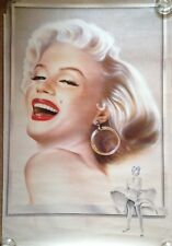 Marilyn Monroe 1983 Poster  -   size   24 x 36 inches   / 61 x 91.5cm