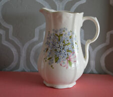 Vintage Ironstone Empress Staffordshire Pitcher - Made in England