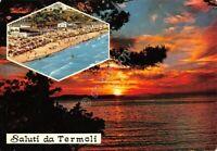 Cartolina Termoli 2 vedute
