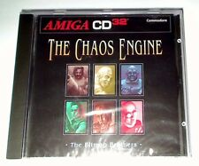 The Chaos Engine Commodore Amiga CD32 New Sealed