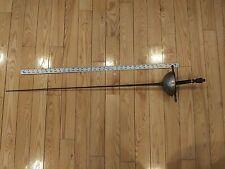Vintage Reproduction Epee Sword-Rapier  Steel Weapon-