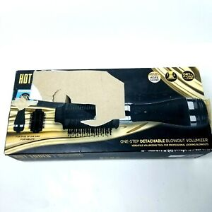 HOT TOOLS Black Gold One Step Detachable Blowout New Free Shipping OB
