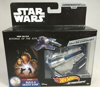 STAR WARS HOT WHEELS STARSHIPS OBI-WAN KENOBI'S ETA-2 JEDI FIGHTER DIE-CAST #3