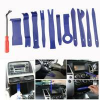 12PCS Car Panel Removal Tools Set Radio Door Trim Clip Molding Pouch Pry Kit