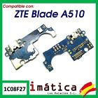 Card Load For ZTE Blade A510 Cable Micro USB Microphone Connector Piece