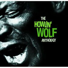 HOWLIN' WOLF The Howlin' Wolf Anthology 2CD BRAND NEW