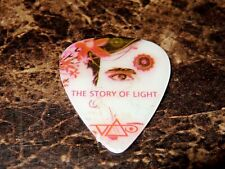 Steve Vai Rare Authentic Signature Guitar Pick Story of Light Tour Issued 2012